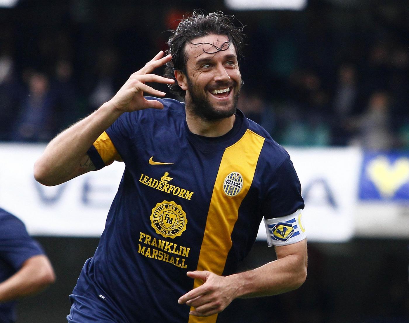 Hellas Verona vs Catania - Serie A Tim 2013/2014