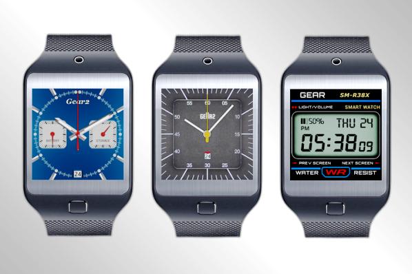 Il nuovo Gear S2 Samsung e le sue watchfaces