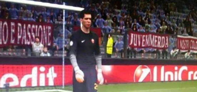 PES 2016 lo striscione contro la Juventus diventa un caso nazionale