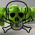Smartphone Android poco sicuri 9 su 10 a rischio