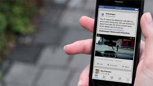 Facebook lavora per aumentare i ricavi dai video