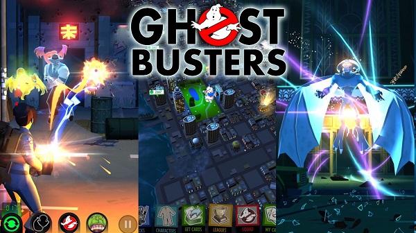 Ghostbusters e Ghostbusters: Slime City, il ritorno degli acchiappafantasmi
