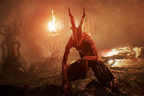 Agony, l'horror infernale per PC, Xbox One e PS4