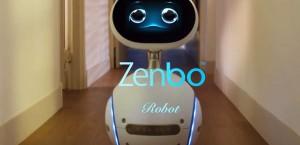 Asus presenta Zenbo, il maggiordomo robot