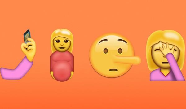 Emoji, in arrivo 72 nuove faccine