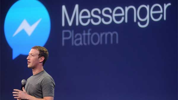 Facebook novita per Messenger