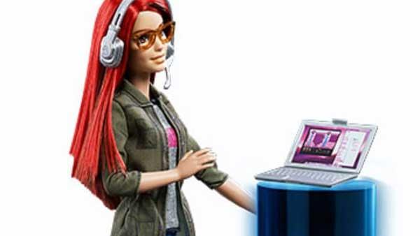 Mattel presenta Barbie Sviluppatrice di videogiochi