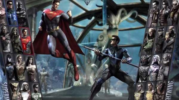Rilasciato il primo trailer gameplay di Injustice 2