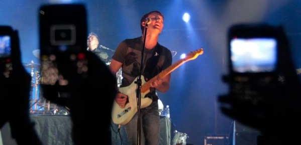 Apple brevetto per bloccare gli smartphone ai concerti