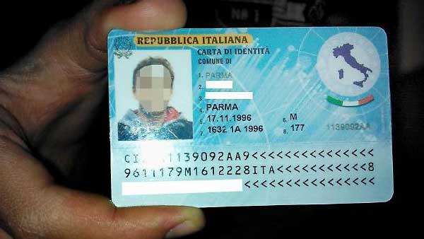 Da oggi arriva la Carta Identita elettronica