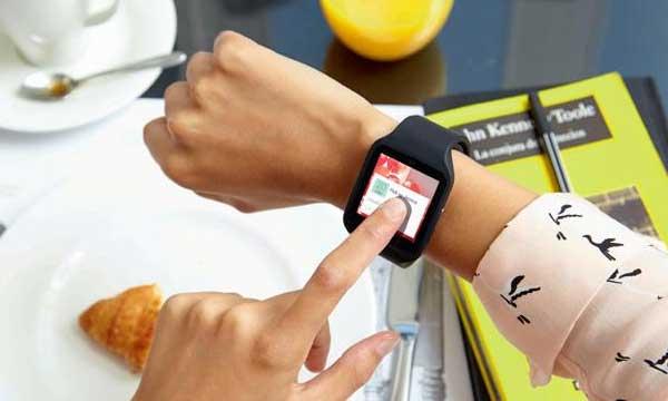 Smartwatch bancomat potrebbe essere a portata di hacker