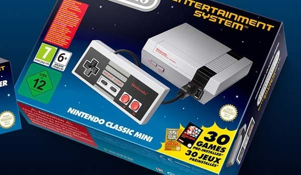 NES Mini avrà risoluzioni old-school e salvataggi universali