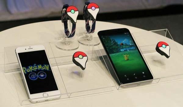 Pokemon Go Plus arriva il bracciale sentinella