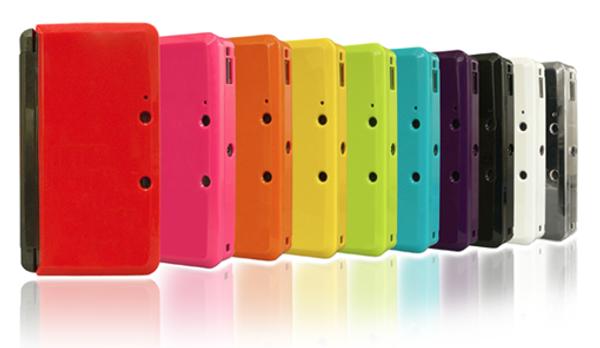 Colorazioni Nintendo 3DS