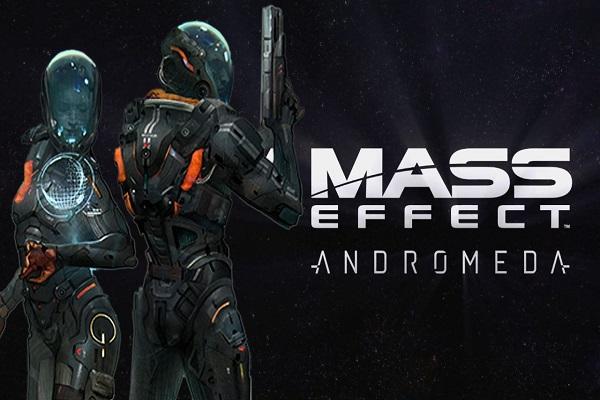Il gameplay di Mass Effect Andromeda debutta ai Game Awards 2016