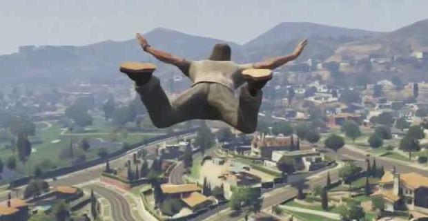 Trucchi GTA 5 volare