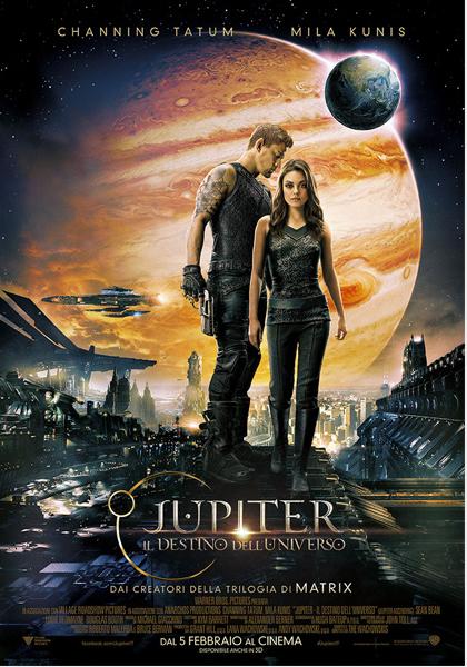 Jupiter il destino dell'universo Streaming