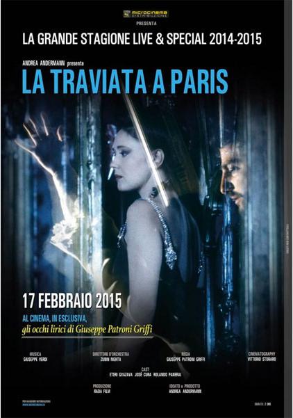 La traviata à Paris Streaming
