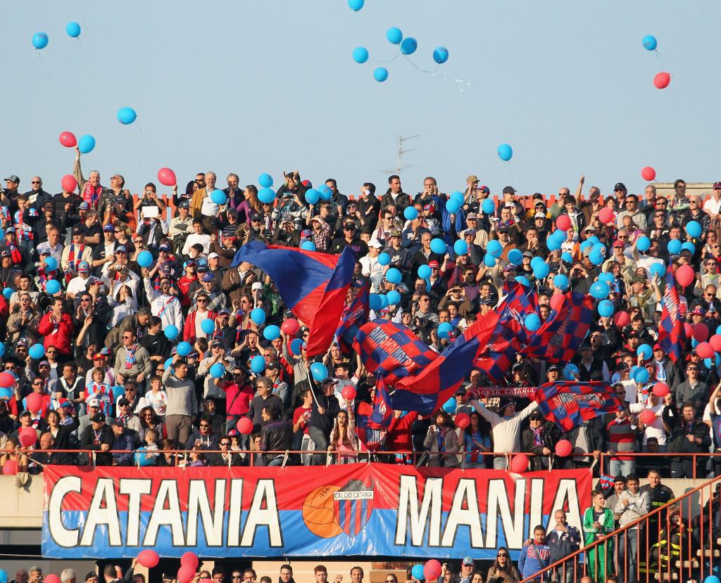 Catania Calcio v AC Milan  - Serie A