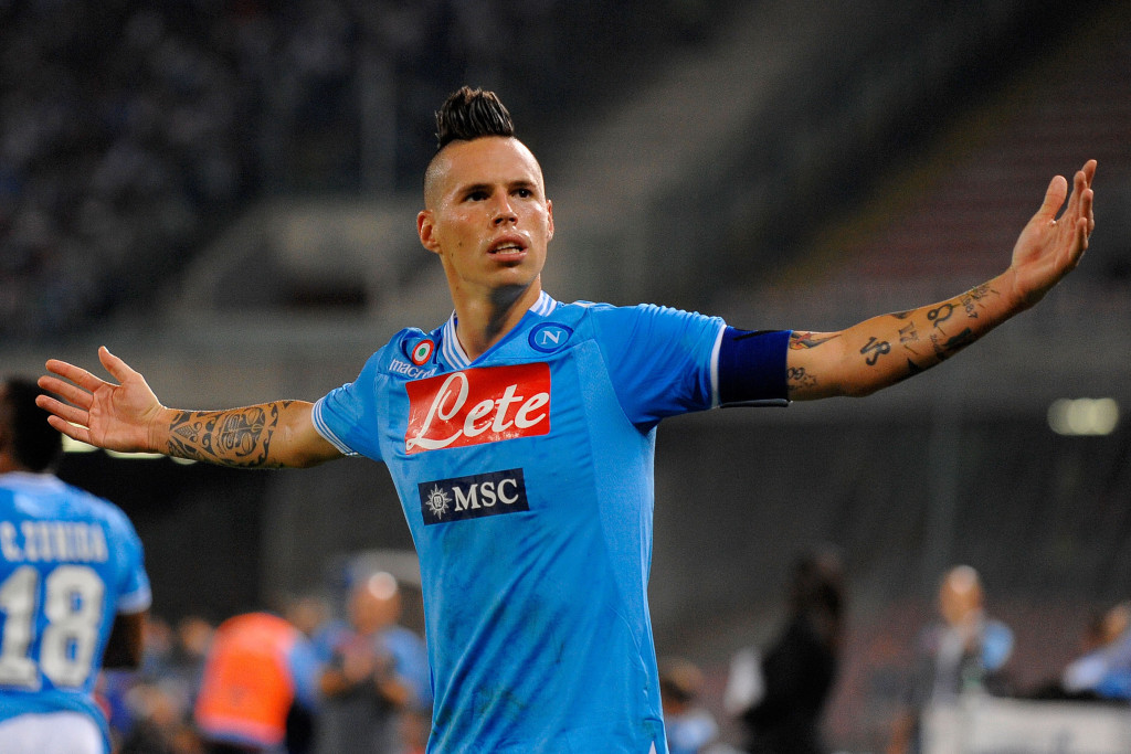 Napoli-Udinese serie A