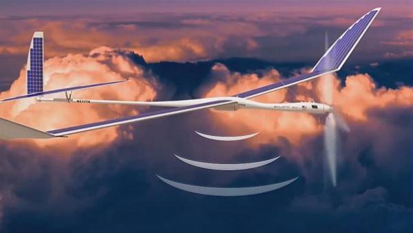 Arrivano i droni made in Google