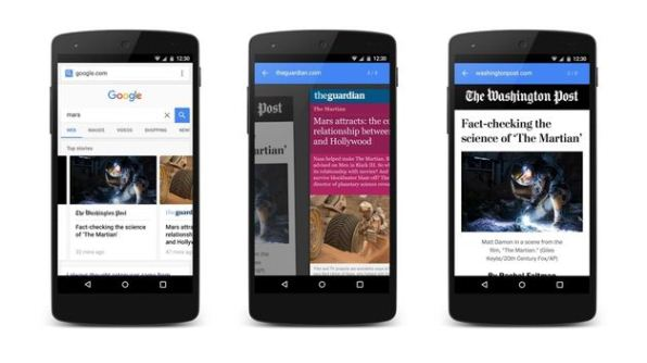 Google lancia Accelerated Mobile Pages