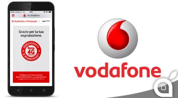 Promozione Vodafone navighi gratis se la connessione salta