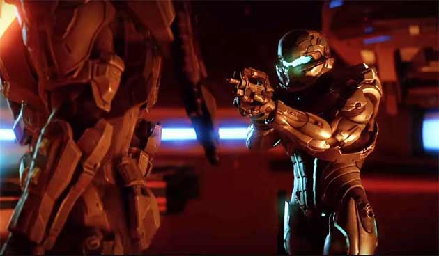 Provato in anteprima Halo 5 Guardians