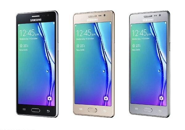 Samsung Z3, lo smartphone con OS Tizen