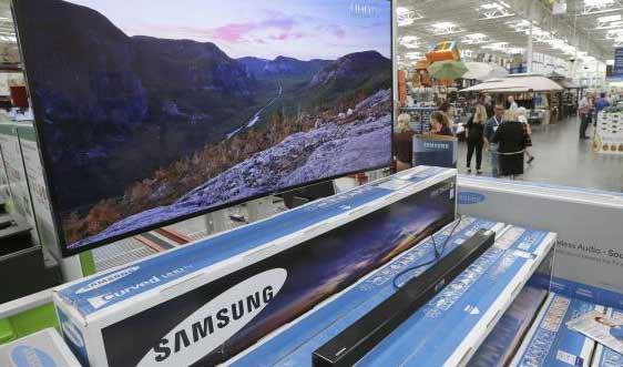 Samsung il Guardian lancia la bomba sui consumi energetici