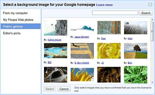 Google Foto ex partner friendly