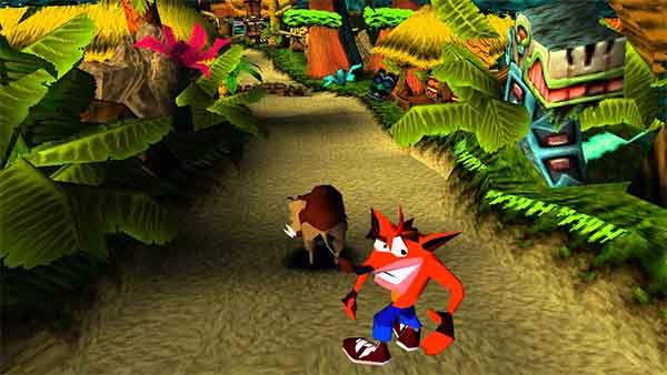Crash Bandicoot gli indizi per il suo ritorno