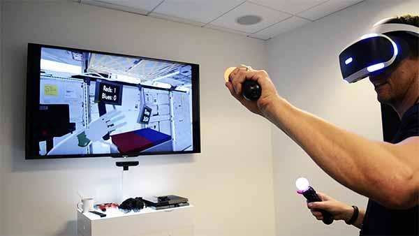 Playstation VR una tecnologia che va oltre la console
