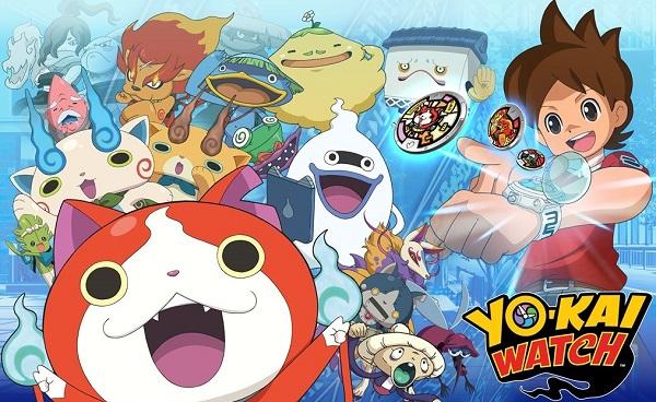 Nintendo lancia Yo-Kai Watch, il best seller dei videogames per ragazzi