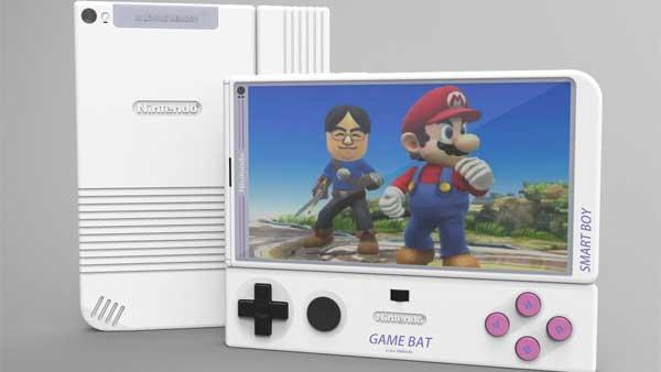 Ecco la cover che trasforma lo smartphone in Game Boy