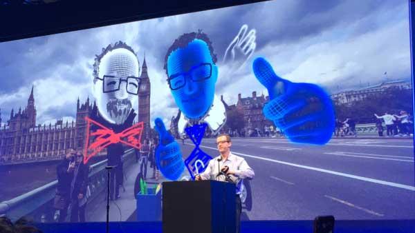 Realta virtuale disponibili le reaction nei video a 360 gradi Facebook