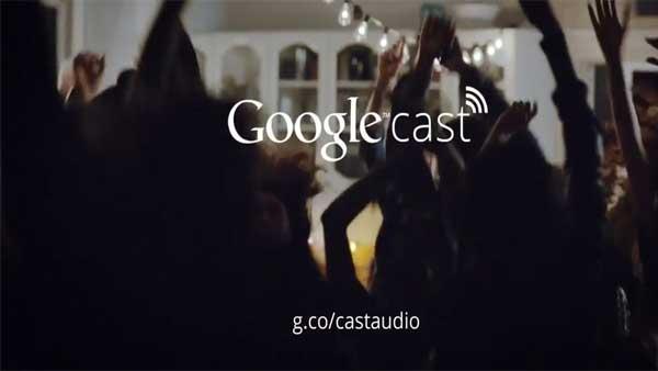 Google Cast entra nelle funzionalita di Chrome