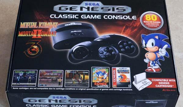 Il ritorno del Sega Mega Drive Classic