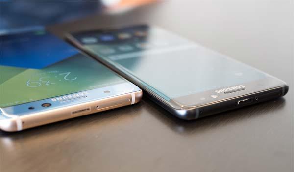 Galaxy Note 7 quale batteria puo esplodere