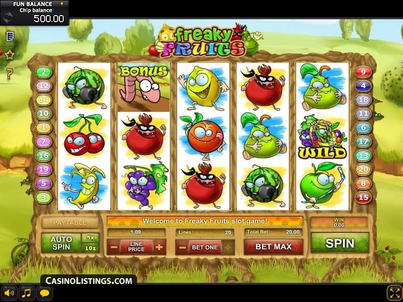 slot machine gratis e bonus
